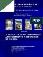 Curso Estruturas Hidráulicas Estructuras Presas