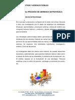 02 Gerencia Estrategica Etapas, Beneficios, Funciones y Motivacion