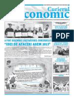 Curierul economic nr.13 2015