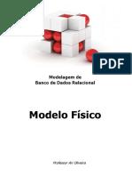 Banco de dados modelo físico