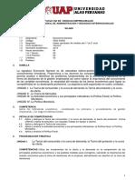 Economía General - Silabo - UAP