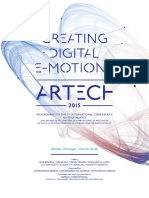 Periodico proceedingsartech2015pdf fandeluxe Image collections