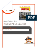 Rapport de Stage Fabien 1 (1)