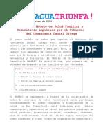 Nicaragua Triunfa MOSAFC