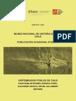 compendio de artículos paleontologicos