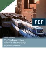 The Sicas Electronic Interlocking En