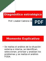 Diagnóstico estratégico4