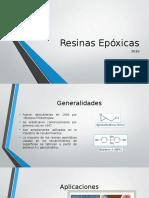 Resinas epoxicas