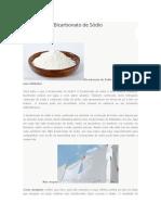 Beneficios Bicarbonato de Sódio