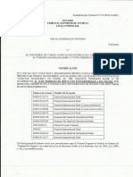 Superior Court of Justice of Ontario - Notification & Claim Form in Spanish