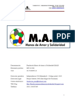 Fundacion MAS - 2013
