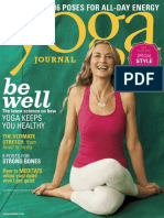 Yoga Journal USA - September 2013