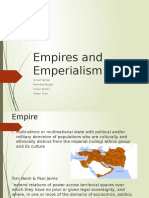 Empires Examples