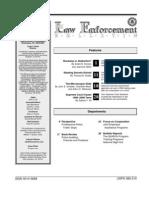 FBI Law Enforcement Bulletin - Nov00leb