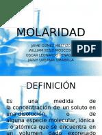 MOLARIDAD