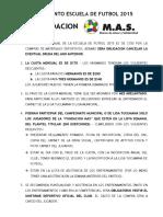 Reglamento Final x 2015