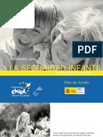 Seguridad Infantil informe de la UE