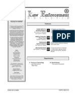 FBI Law Enforcement Bulletin - Aug01leb