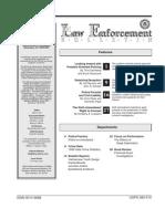 FBI Law Enforcement Bulletin - July01leb