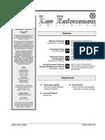 FBI Law Enforcement Bulletin - May01leb