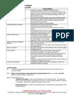 QMS-125 Change Management System Sample