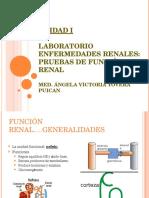 Laboratorio Clínico - Enfermedades Renales