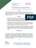 Resoluciones 2009 RA 044 2009 DTA JJOR 1246 VI 2009, Camion Cisterna