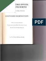 Bernstein Que Significa La Musica