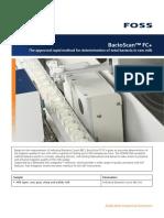 BactoscanFCSolutionBrochureGB PDF