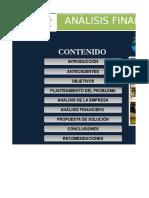 Hotel Las Palmas Análisis Financiero