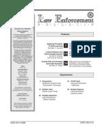 FBI Law Enforcement Bulletin - April03leb