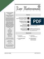 FBI Law Enforcement Bulletin - Aug03leb