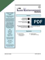 FBI Law Enforcement Bulletin - June04leb