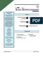 FBI Law Enforcement Bulletin - May04leb
