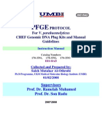 PFGE - Plug Kits -Inst  Manual 4 V para- Prof Thong