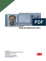 3M-Guía de Selección Respiratoria Por Contaminantes