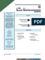 FBI Law Enforcement Bulletin - Sept04leb