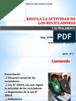 Normativa Recicladores