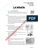 la moufle family project grade 1 version