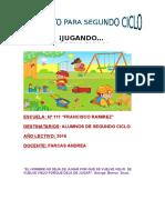 Proyecto Pancho