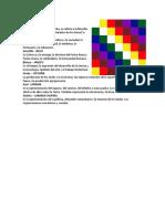 colores de la wiphala en aymara