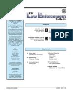 FBI Law Enforcement Bulletin - Apr05leb