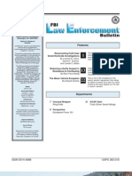 FBI Law Enforcement Bulletin - August05leb