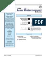 FBI Law Enforcement Bulletin - Feb05leb