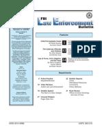FBI Law Enforcement Bulletin - Mar05leb
