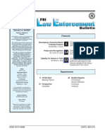 FBI Law Enforcement Bulletin - Oct05leb