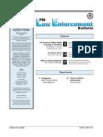 FBI Law Enforcement Bulletin - Sept05leb