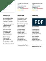 Poema Sobre Preservação Escolar
