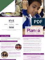 folleto PLANEA