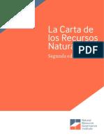 NaturalResourceCharter Spanish